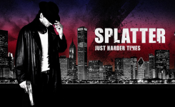 2012/04 WiP Logo Splatter