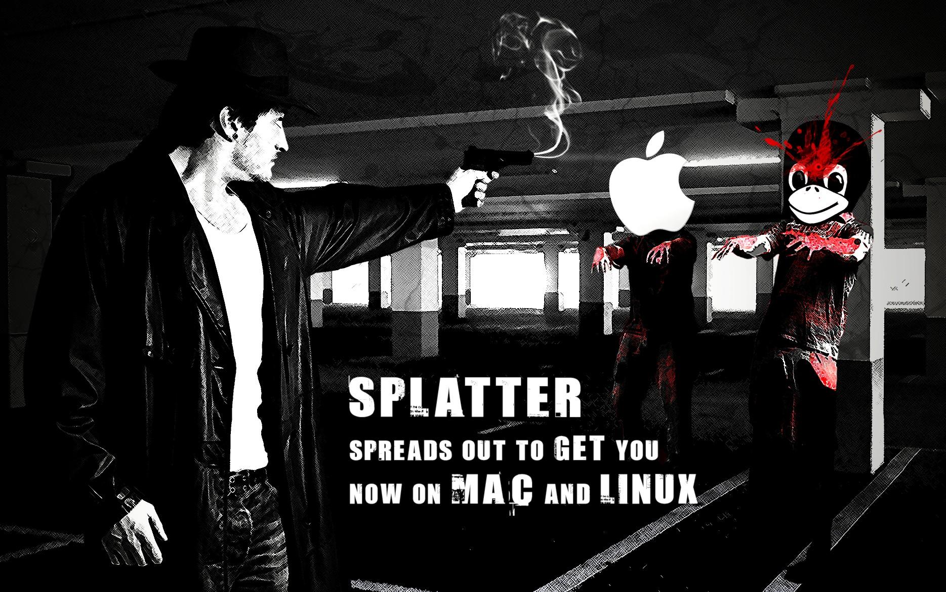 Splatter_MacLinux